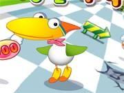 Cauta aici jocuri cu dora si ghetute http://www.jocuri-noi.net/joc/588/Puzzle-disney sau similare