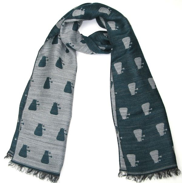 doctor who scarf instructions