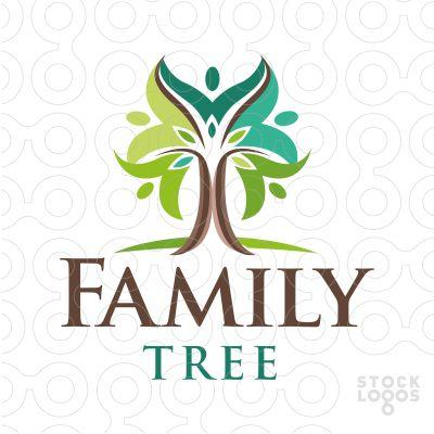 Sold Logo: Family Tree   StockLogos.com