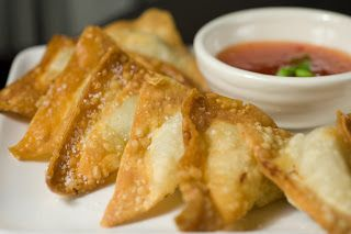 Crispy Pork Wontons Recipe |Chinese Food Recipes 中餐食谱