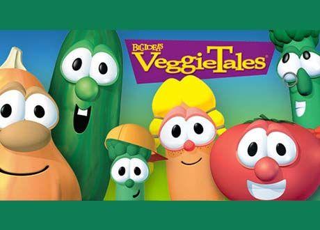 Free VeggieTales Album!
