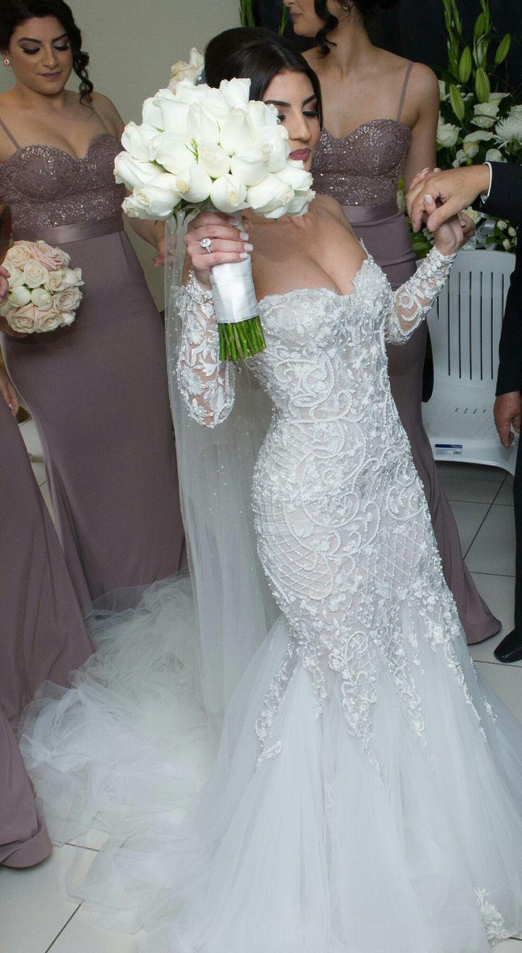 Luxury Bespoke Wedding Dresses London Crest - All Wedding Dresses ...