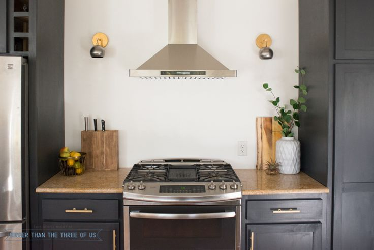 I keep posting teasers of the kitchen on Instagram and you all want the details. It's so much easier to just post a quick picture than to write the tutorial or blog post for the project. But, I'm here today to share the tutorial for installing our range hood (plus, givea peek at our newly...Read More »