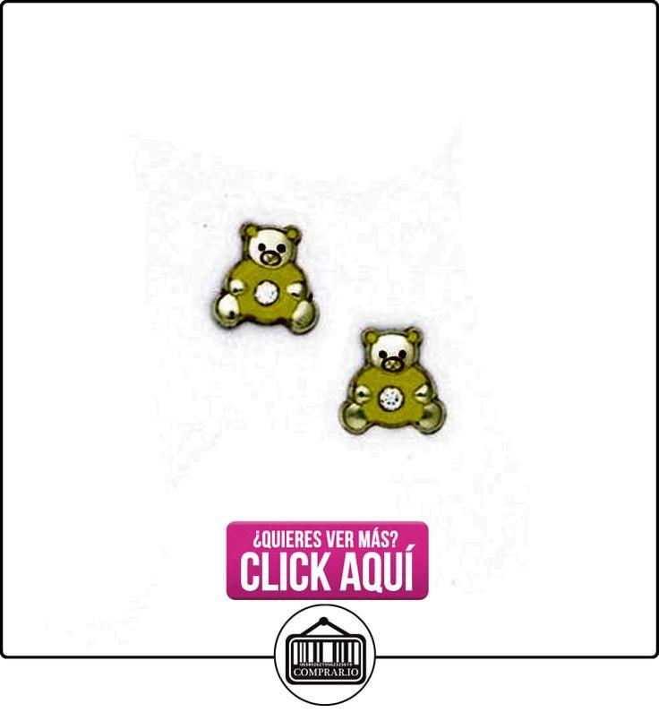 14 K amarillo de mariquita, diseño de mariposas, peces, diseño de flores, corazón, star Juego de pendientes de diseño de tornillo Tamaño: niños/niños  ✿ Joyas para niñas - Regalos ✿ ▬► Ver oferta: http://comprar.io/goto/B00I9H7NP6