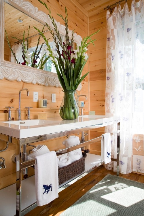 Eclectic Bathroom Recycled Bathroom Design, Pictures, Remodel, Decor and  Ideas - page 29