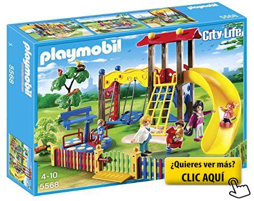 Playmobil Guardería - Zona de juegos infantil,... #playmovil