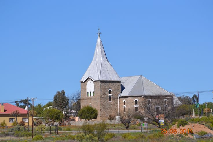 NG Kerk Kamieskroon