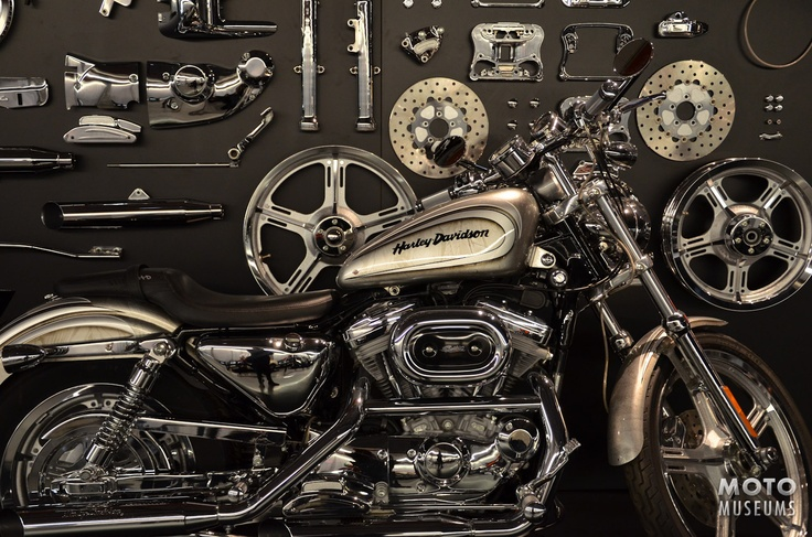 Harley davidson museum in milwaukee wisconsin showcases for Motor harley davidson museum