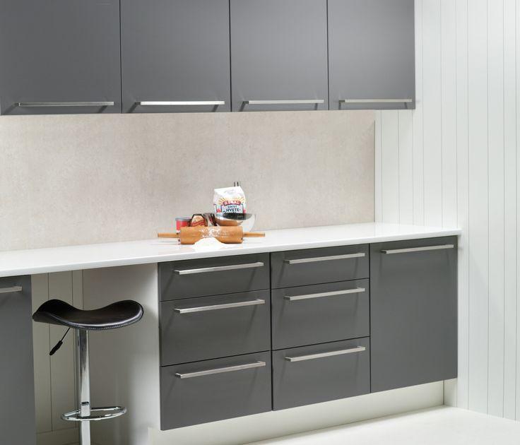 "Kitchen Board ""Sahara"" fra Fibo-Trespo. http://fibo-trespo.no/"
