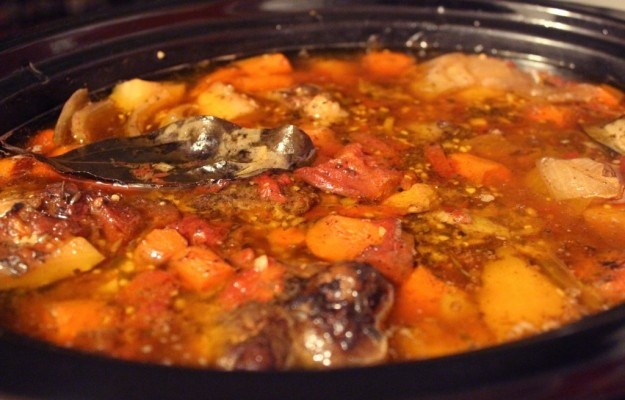 The Best Oxtail Stew Ever|The Polivka Family