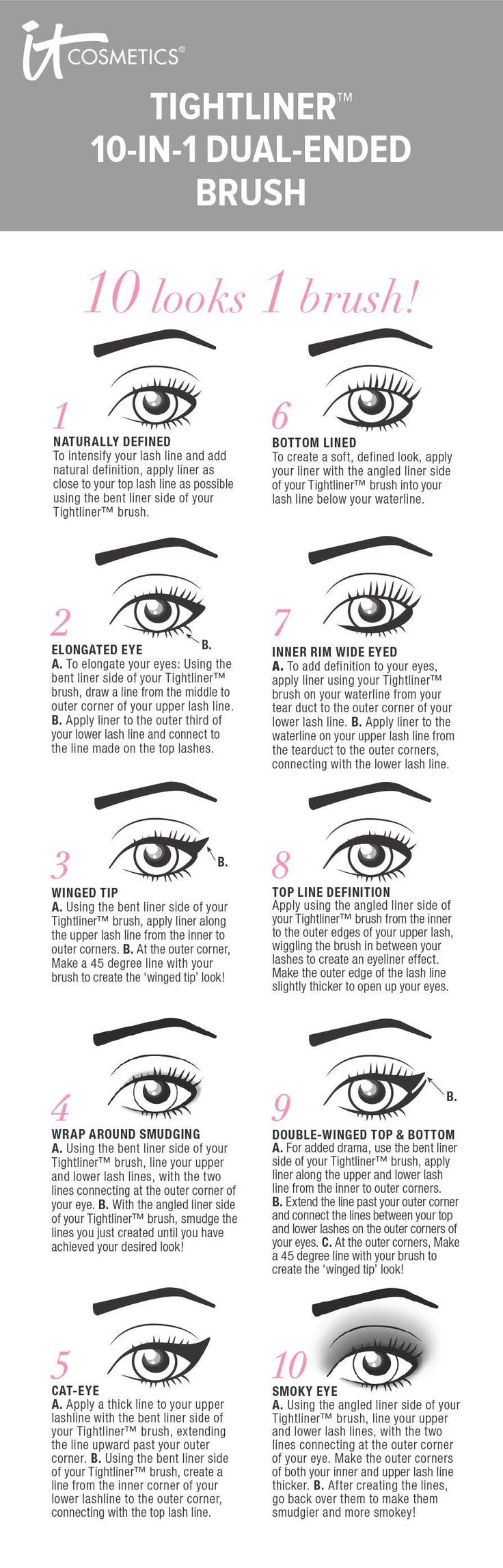 Want To Know How To Apply Eyeliner? It's Your Liner, Your Way With #