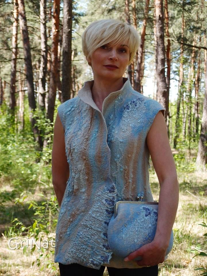 Наталия Гришаева «Одежда 2015».
