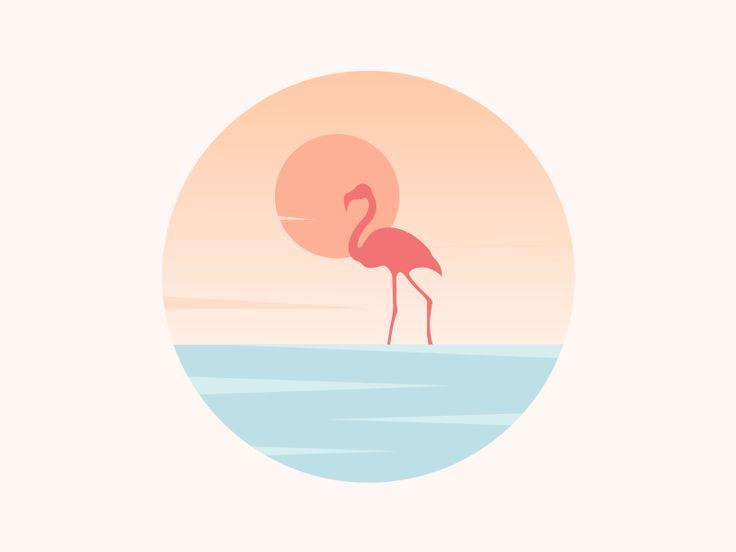 Scenery icon by Nanuo #Design Popular #Dribbble #shots
