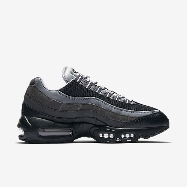 the latest 12708 641a4 Cheap Nike Air Max 95 Essential Black Anthracite Cool Grey Wolf Grey Sale
