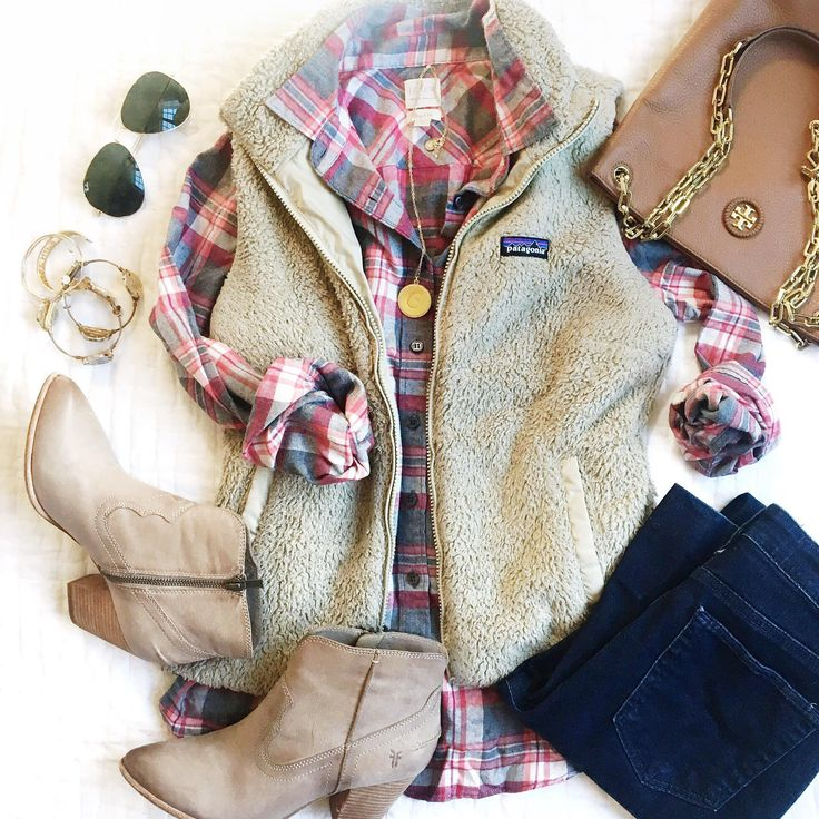 Fall Outfit Style Inspiration by Cristin Cooper of The Southern Style Guide