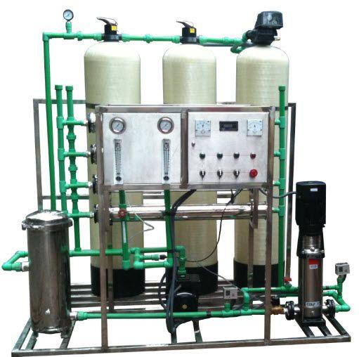 Dây chuyền lọc nước tinh khiết RO 1000L/H  Dây chuyền lọc nước tinh khiết RO…