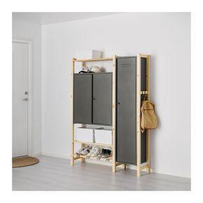 IKEA - IVAR, 2 elementen/planken/kast, Onbehandeld massief hout is een slijtvast natuurmateriaal dat je nog duurzamer en onderhoudsvriendelijker maakt door het oppervlak te behandelen met olie of was.Wil je het meubel meer persoonlijk maken, dan kan je het lazuren of schilderen in je favoriete kleur.Verstelbare planken, de afstand is naar behoefte aan te passen.Massief grenen is een natuurmateriaal dat in de loop der jaren steeds mooier wordt en een eigen, uniek karakter krijgt.