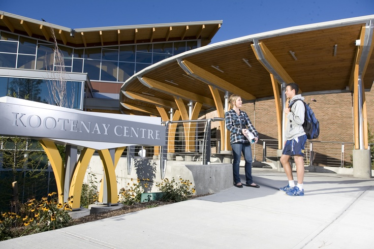 Explore our campus through an interactive walking tour at www.cotr.bc.ca/virtualTour