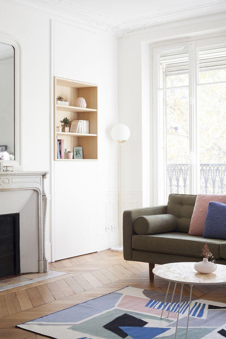 Rénovation appartement Paris - Heju Studio