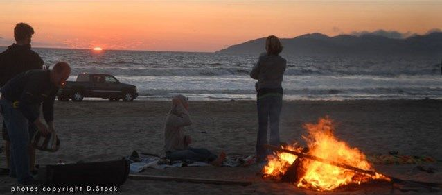 A beach bonfire is a time-honored tradition California residents and visitors have enjoyed for years. Despite a recent backlash from environmentalists, gov