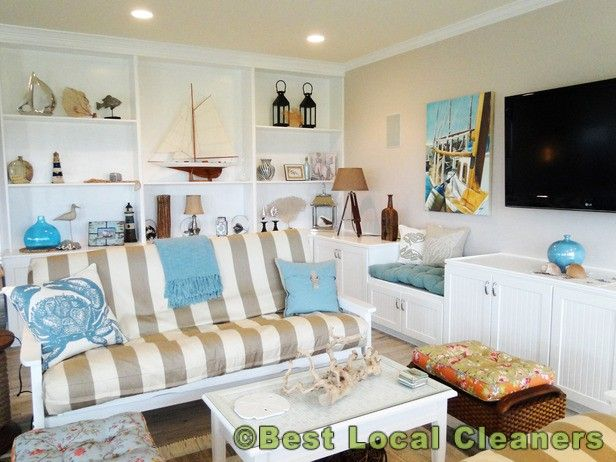 #Decorate your home with elements from the #beach http://www.bestlocalcleaners.co.uk/decorate-your-home-with-elements-from-the-beach/