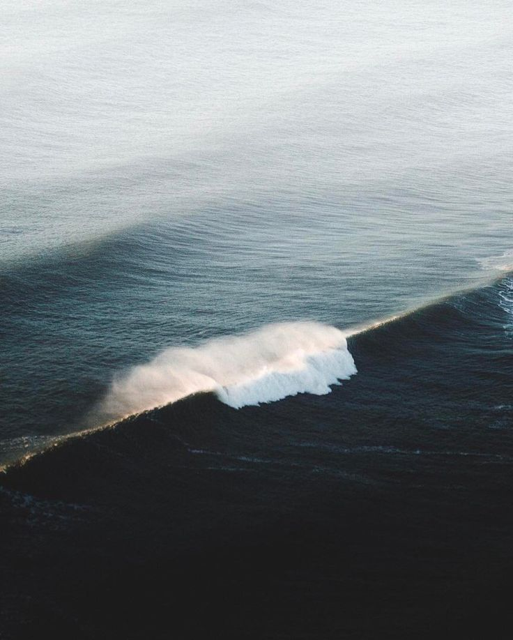 The ocean and its deepness