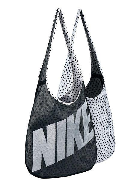 Graphic Reversible Tote - Nike - Svart - Tilbehør Sport - Sportsklær - Kvinne - Nelly.com