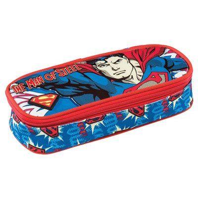 Superman Κασετίνα Τετράγωνη