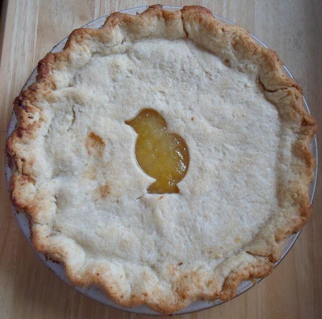 Happier Than A Pig In Mud: Pineapple Pie