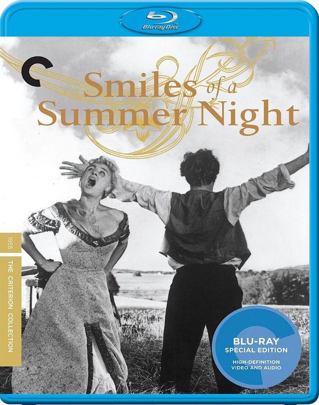Улыбки летней ночи / Sommarnattens leende / Smiles of a Summer Night (1955)…