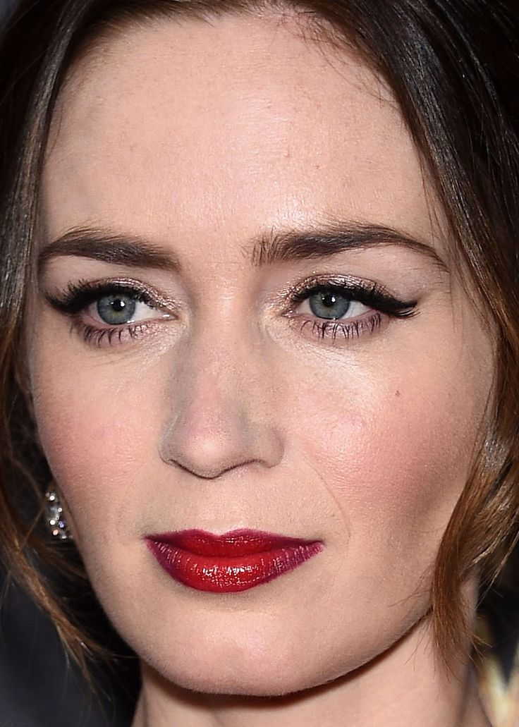 Do or Don't: Emily Blunt's Ombré Lipstick | Emily blunt ...