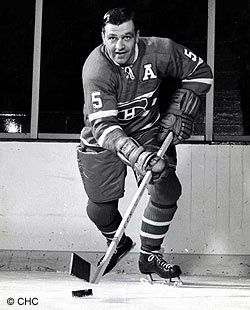 'Boom Boom' Geoffrion, Montreal Canadiens