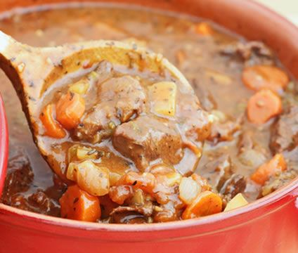 This is a simple recipe for venison stew. Perhaps you hunt, or you know someone who does who is willing to share a little venison with you. While it is a red meat like beef, it has a much richer, stronger flavor. Venison stew is perhaps one of truly comforting dishes on earth. This is what your ancestors ate in their log cabins or along the trail. A pot of bubbling stew could feed a crowd or be stretched over several days.