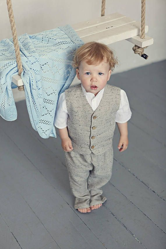 Best Boys Linen Suit Ideas On Pinterest Pageboy Outfits