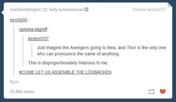 """This revelation about how the team dynamics work. 