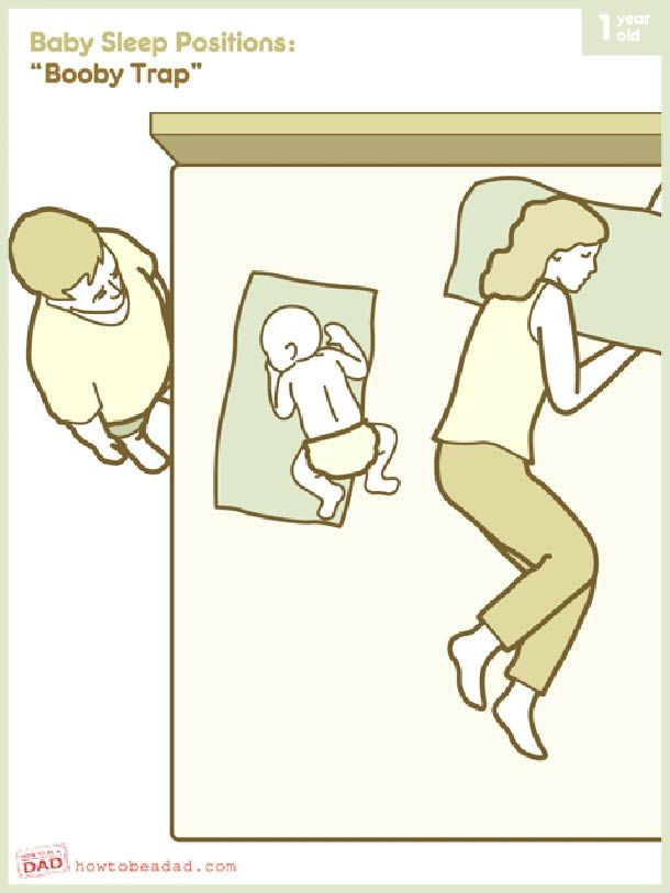 But this will be daddy and baby in bed and me looking for a spot.