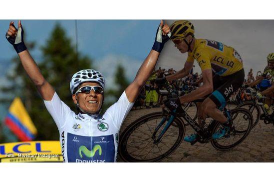 El día que Nairo Quintana derrotó a Chris Froome