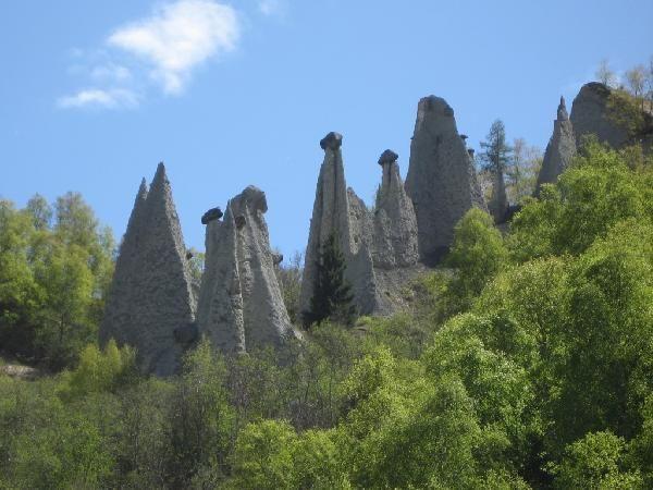 Valais | Val d'Hérens | De Bramois à Euseigne par la gorge de la Borgne