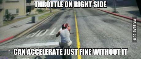 GTA V Logic.