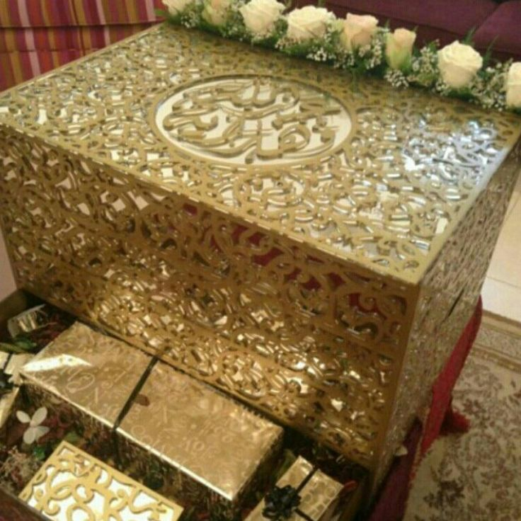 Wedding Gift Box Dubai : 17 Best images about bridal gift boxes on Pinterest Bridal gifts ...