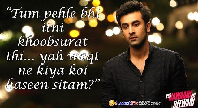 Bollywood Romatic Dialogues ranbir