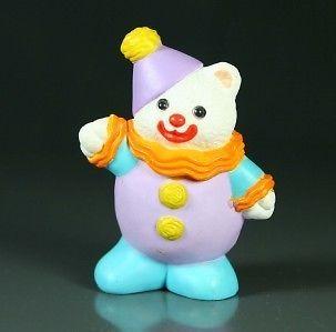 1995 Hallmark Merry Miniature Happy Birthday Clowns 1