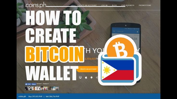 How to Create BitCoin Account Wallet in Philippines – Bitcoin Philippines Review