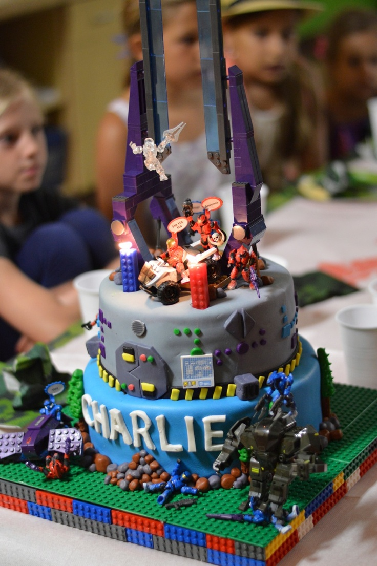 17 Best Images About Halo Party Ideas On Pinterest Halo