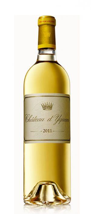 Chateau d'Yquem 2011 Sauvignon Blanc blend | Just Wine