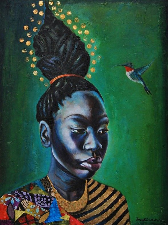 Black Female Modern Artists