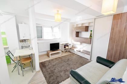 Vanzare apartament 2 camere la mansarda in Galati, Micro 21, mobilat si utilat