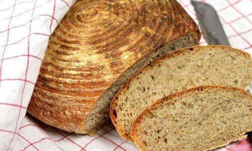 Surdegsbröd med färdig rågsurdeg | Receptfavoriter