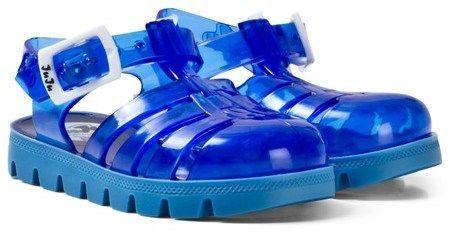 JuJu Ju Ju Blue Nino Jelly Shoes