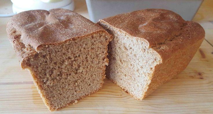 Tönkölybúza kenyér recept